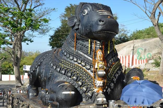 The Nandi Bull Temple